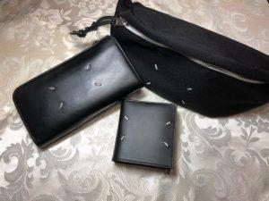 マルジェラの財布とバッグ