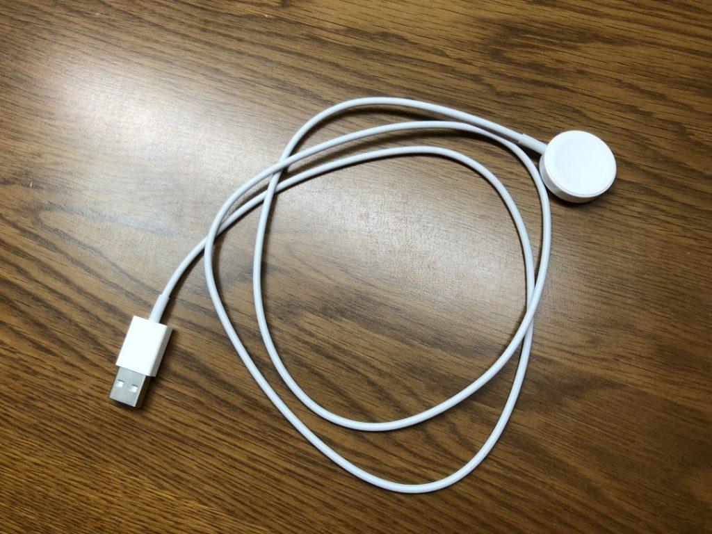 Apple Watch磁気充電器